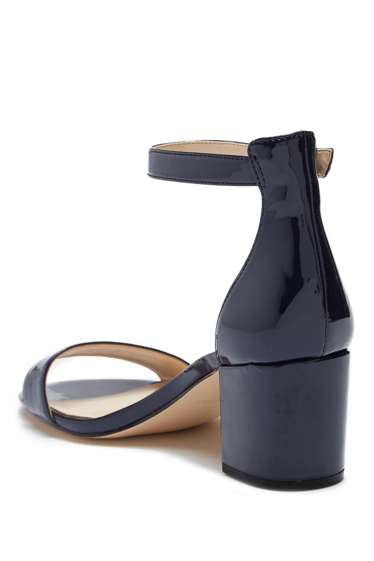 Fields Ankle Strap Block Heel Sandal