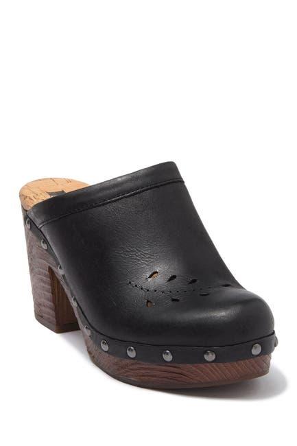Image of KORKS Brandi Leather Clog