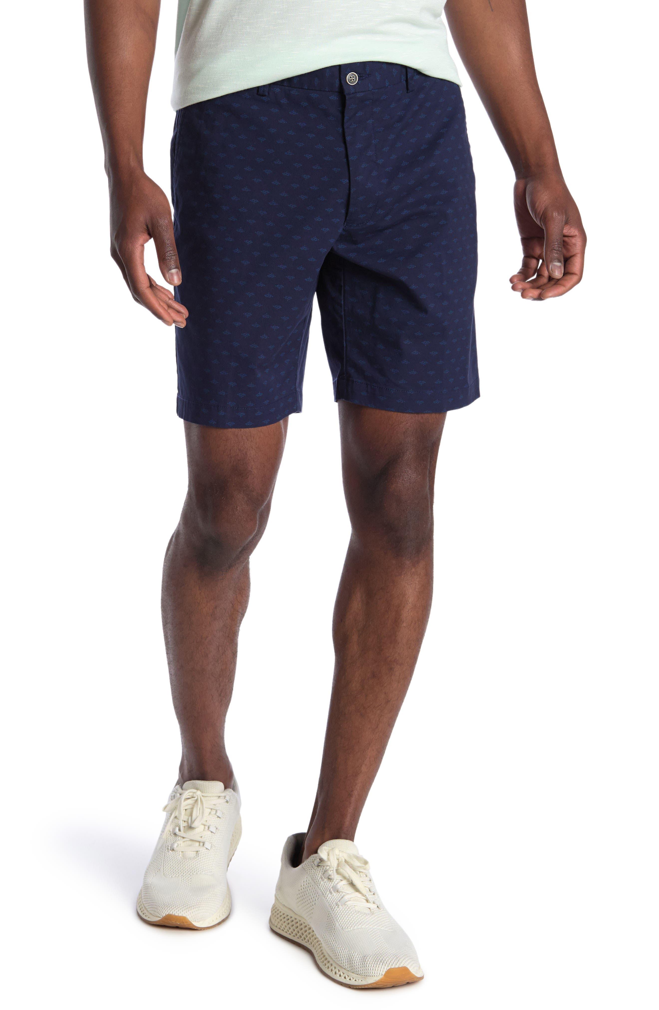 Image of Peter Millar Printed Twill Shorts