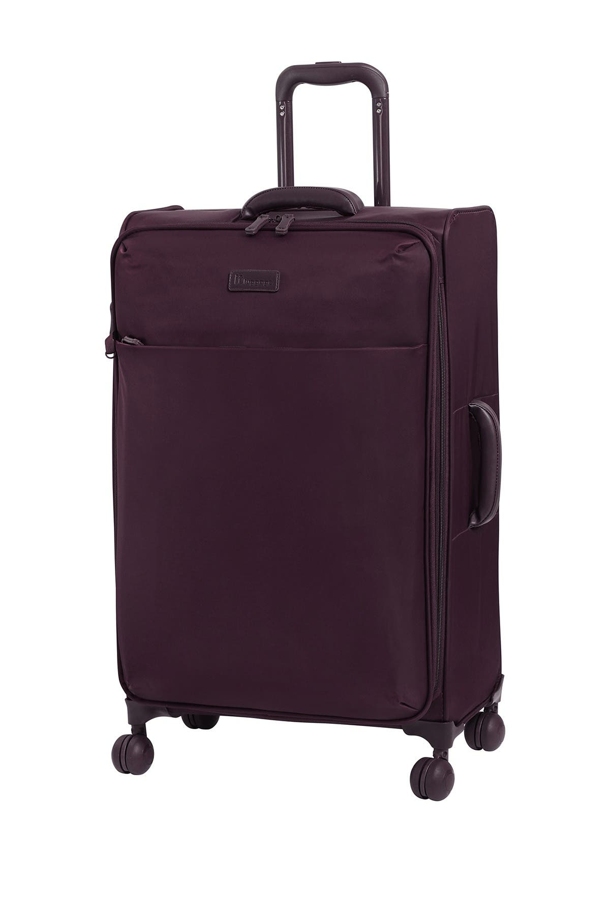 "Image of it luggage Lustrous 28"" Softside Spinner Expandable 8-Wheel Spinner Luggage Set"