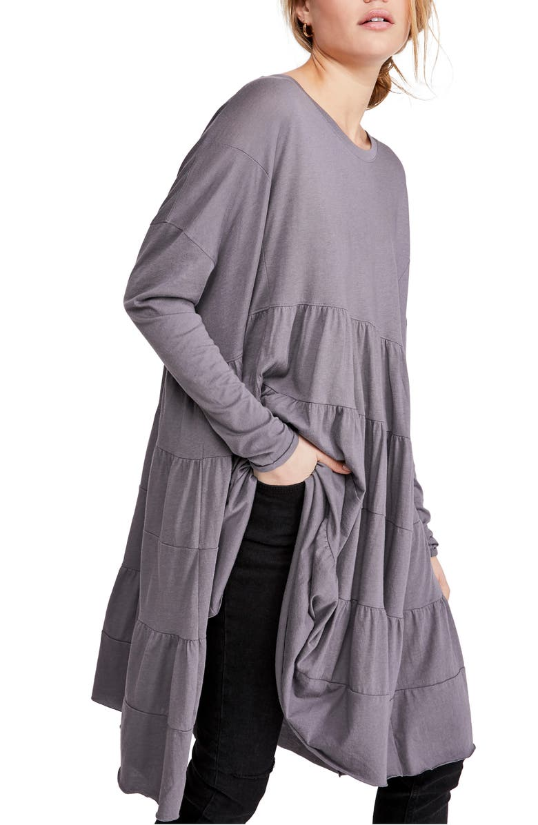 FREE PEOPLE Rory Tunic, Main, color, 030