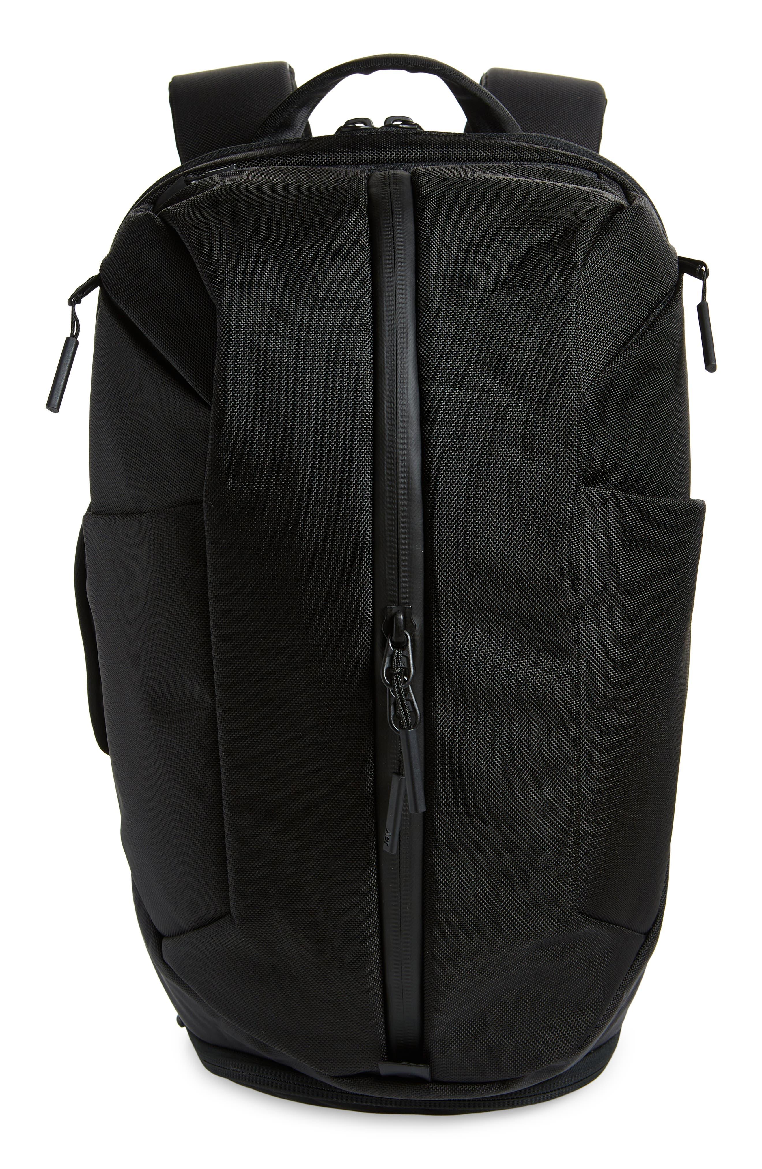 Water Resistant Nylon Duffle Backpack