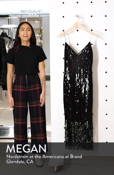 Sequin Fringe Dress, sales video thumbnail