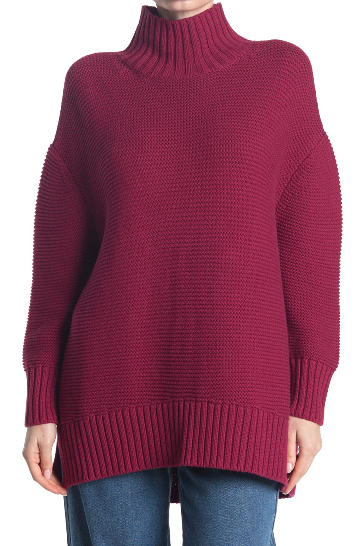 Image of French Connection Mara Mozart High Neck Jumper