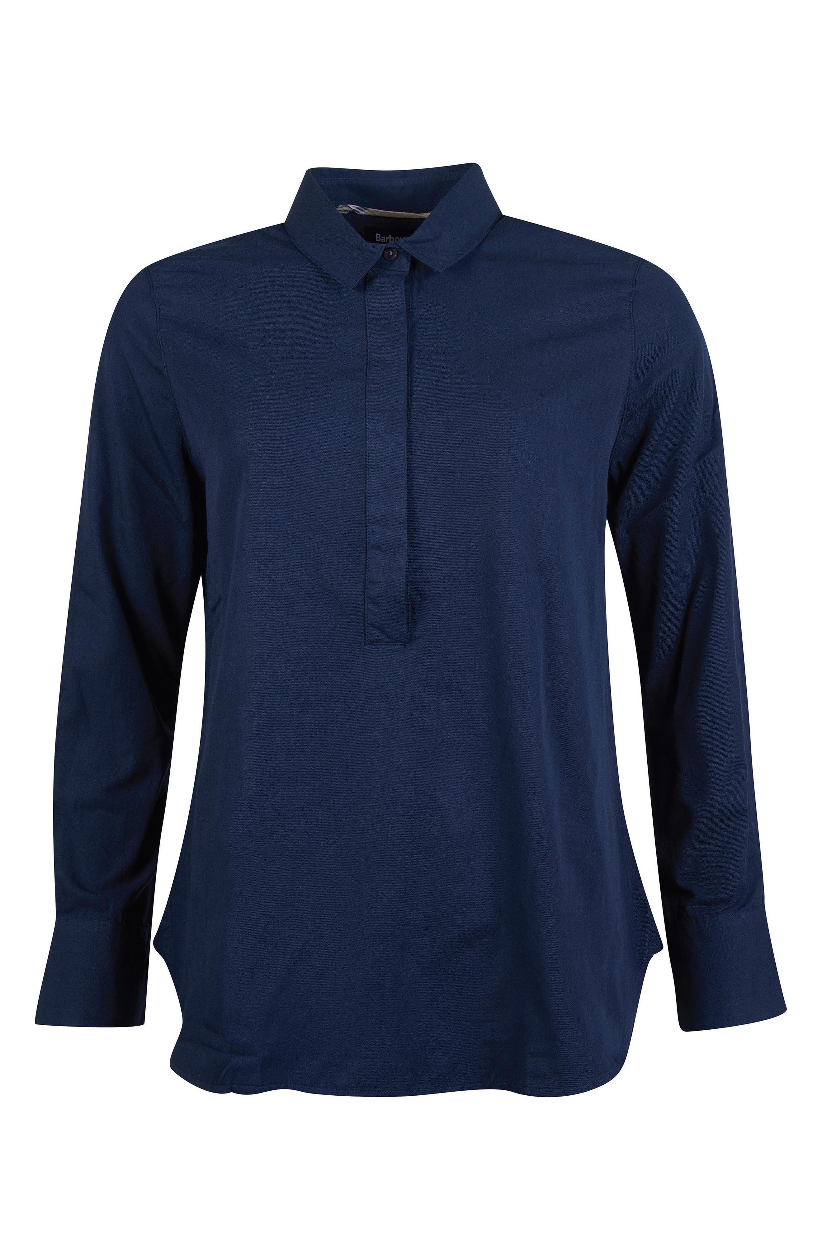 Barbour Monteith Back Button Shirt   Nordstrom