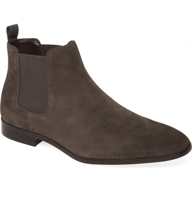 BP. Easton Chelsea Boot, Main, color, GREY SUEDE