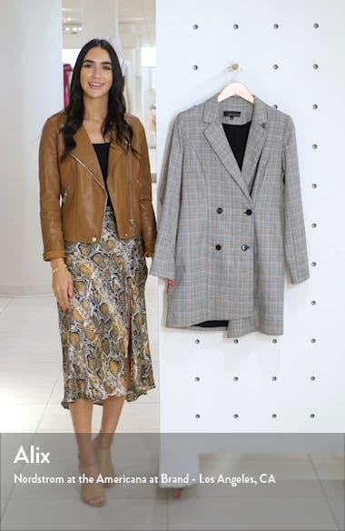 Toni Long Sleeve Suit Dress, sales video thumbnail