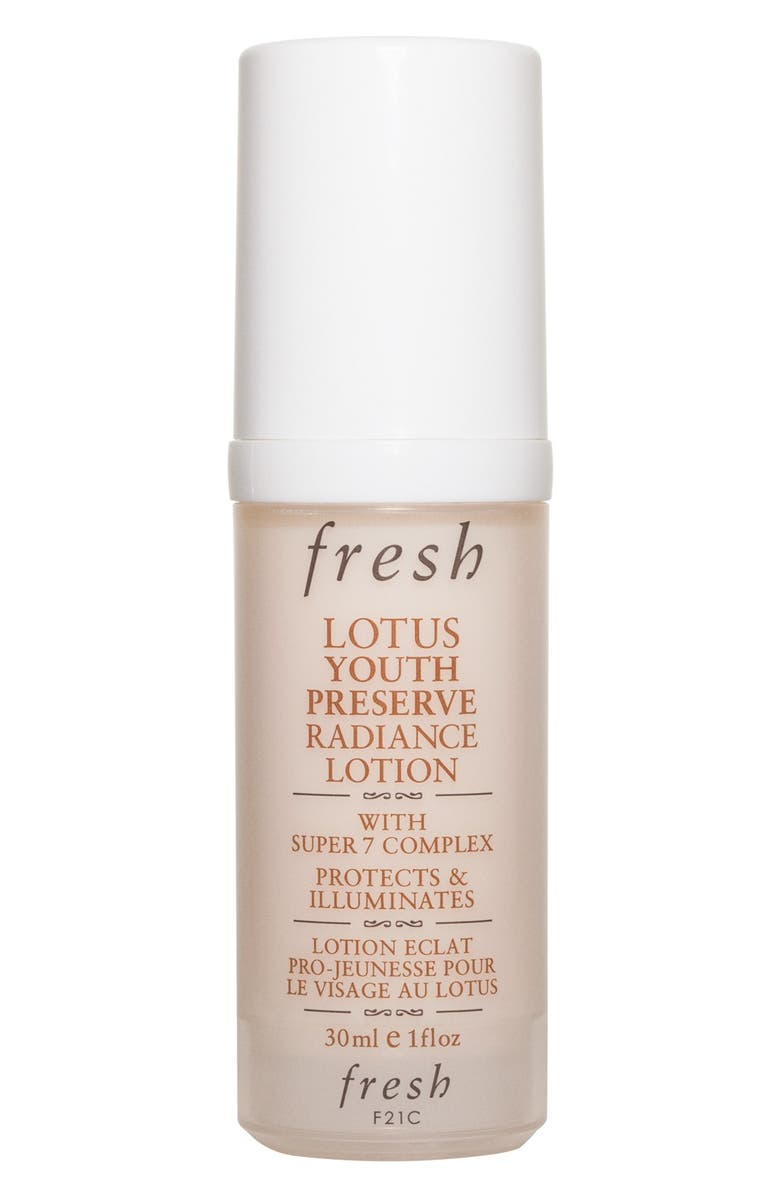 FRESH<SUP>®</SUP> Lotus Youth Preserve Radiance Lotion, Main, color, NO COLOR