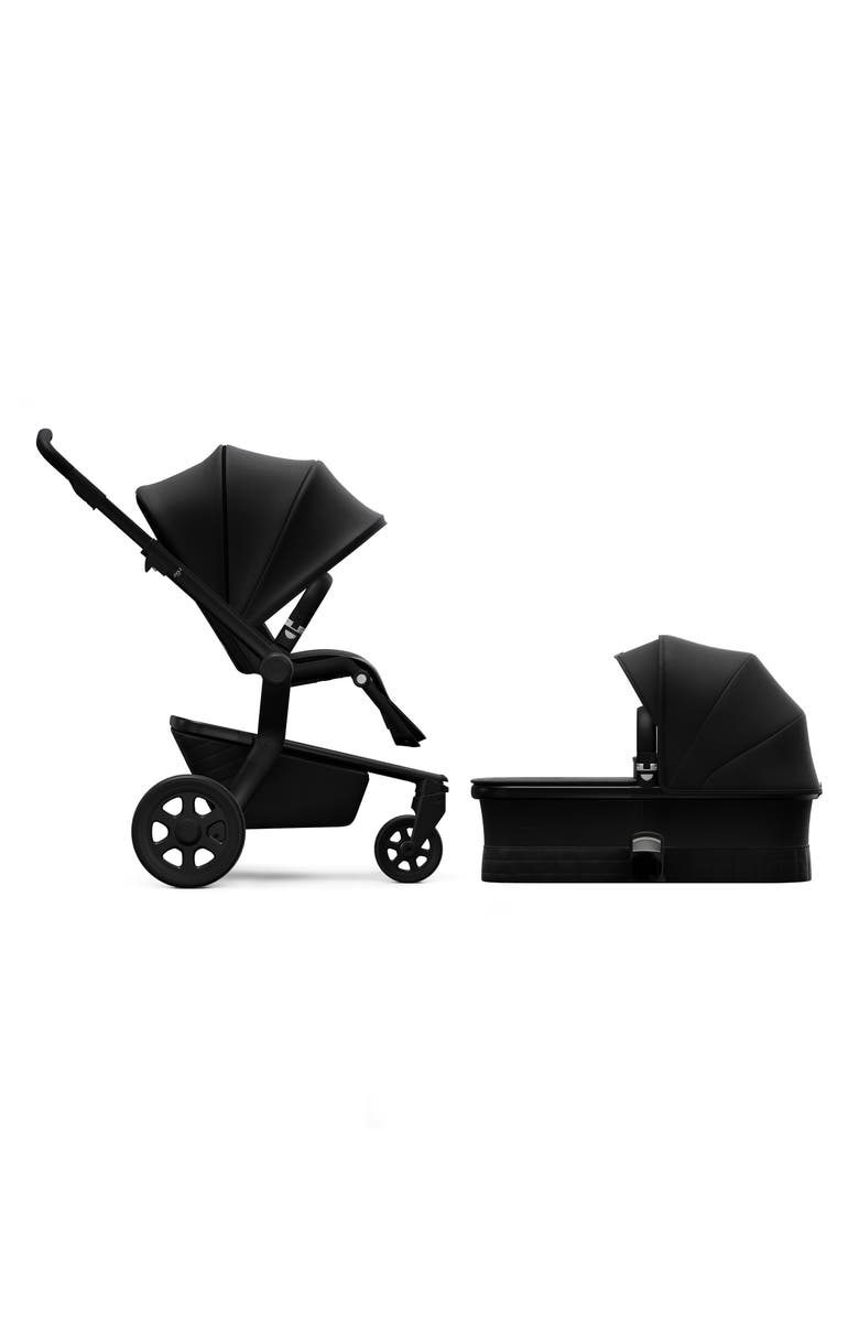 JOOLZ Hub Quadro Stroller & Bassinet Bundle, Main, color, NERO