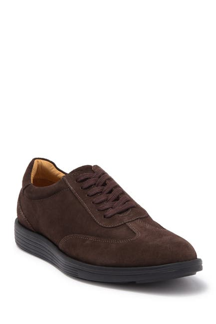 Image of Marc Joseph New York Somerset Suede Casual Dress Shoe