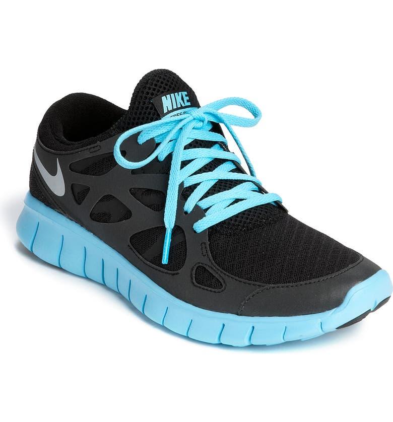 Nike 'Free Run+ 2' Reflective Running Shoe (Women) | Nordstrom