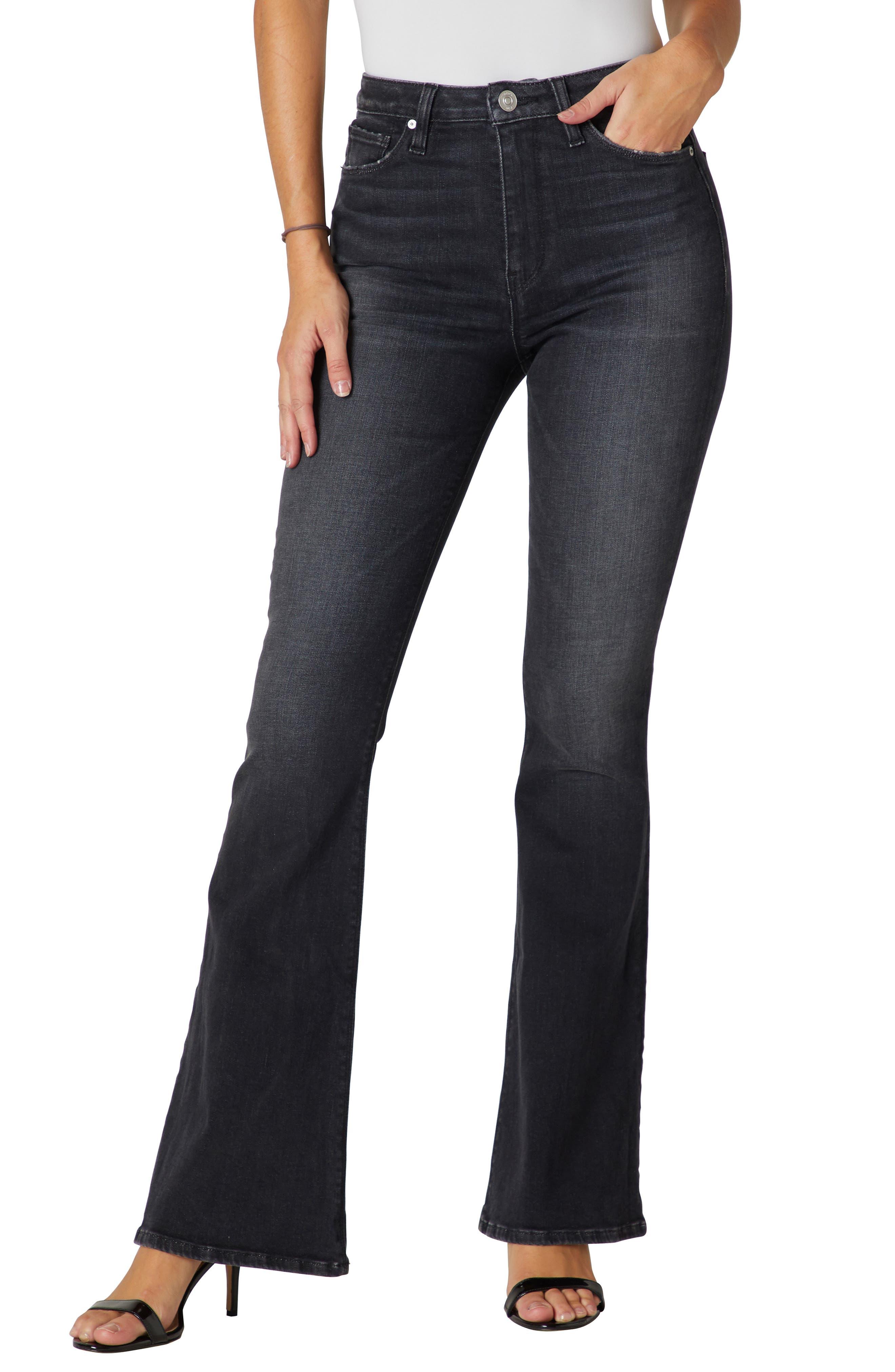 Women's Hudson Jeans Holly High Waist Flare Jeans