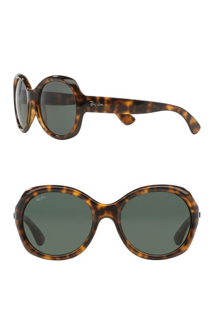 Image of Ray-Ban 57mm Oversized Sunglasses