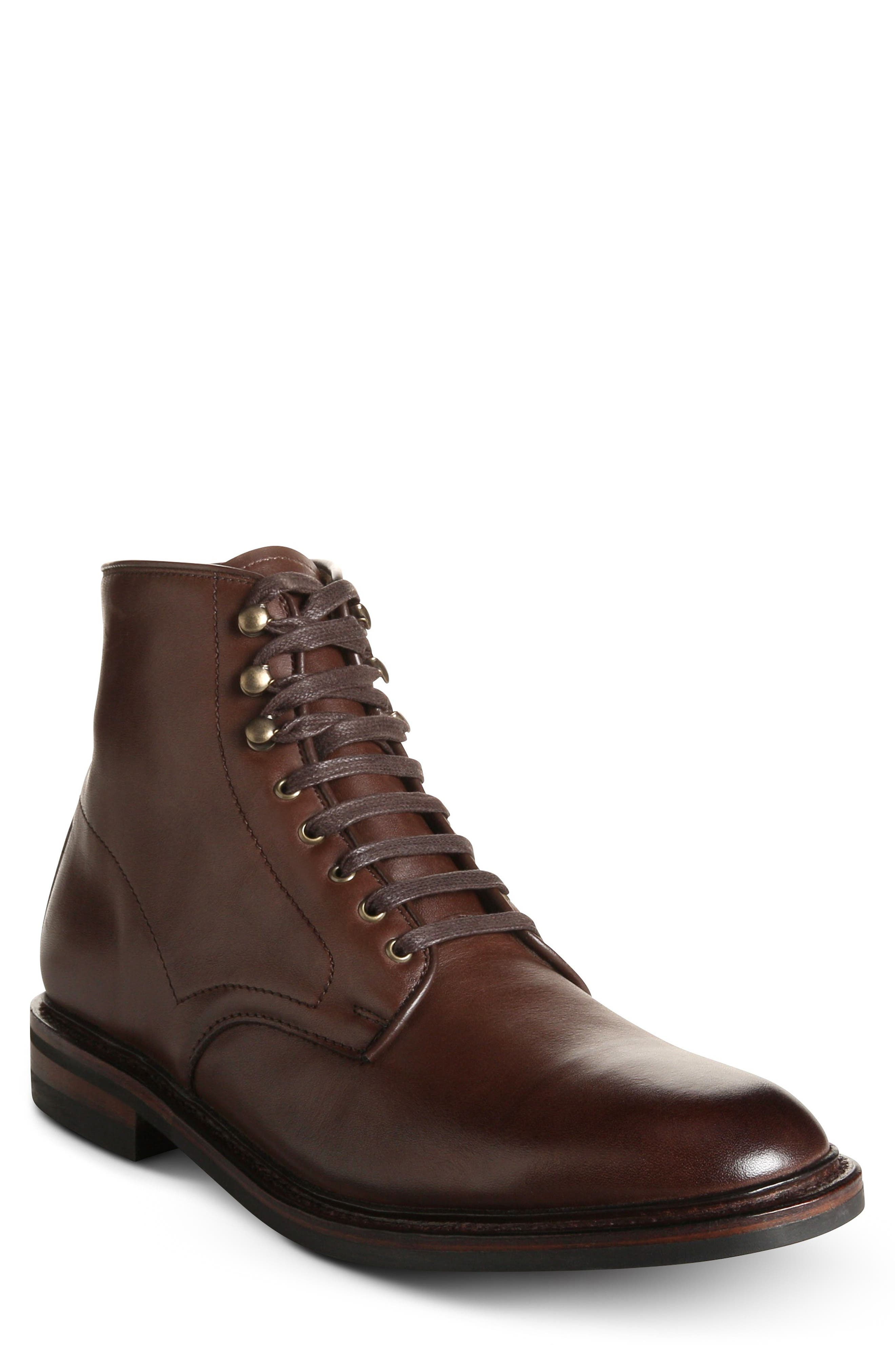 Higgins Weatherproof Plain Toe Boot