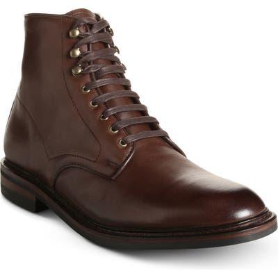 Allen Edmonds Higgins Weatherproof Plain Toe Boot - Brown