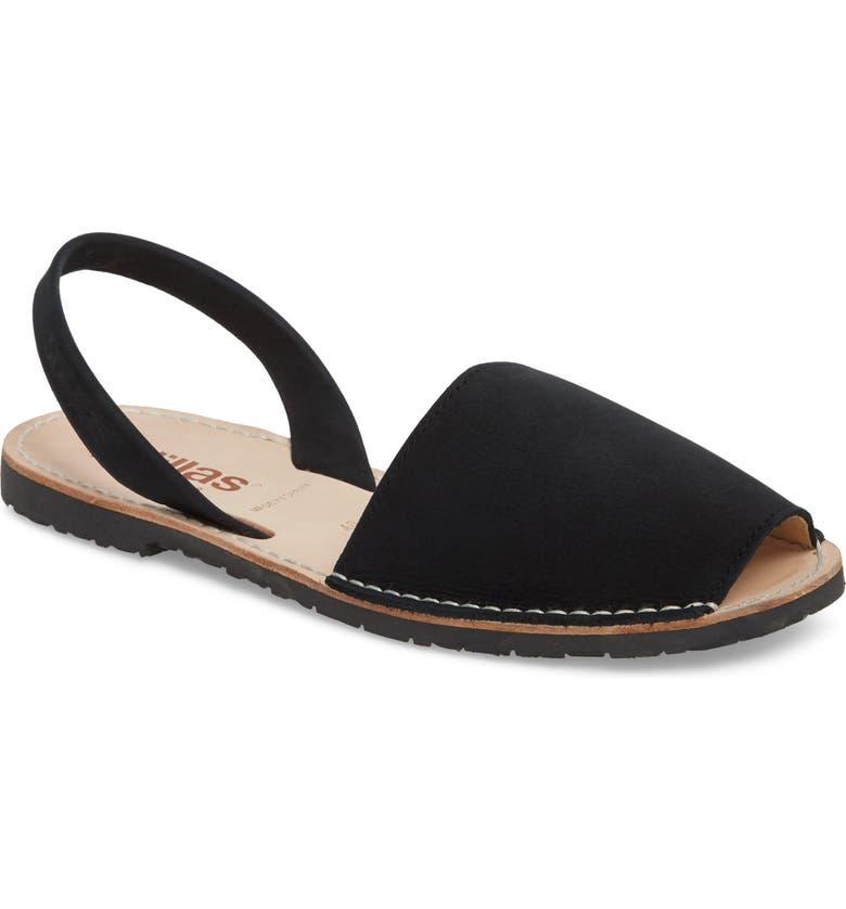 Solillas Flat Sandal Women