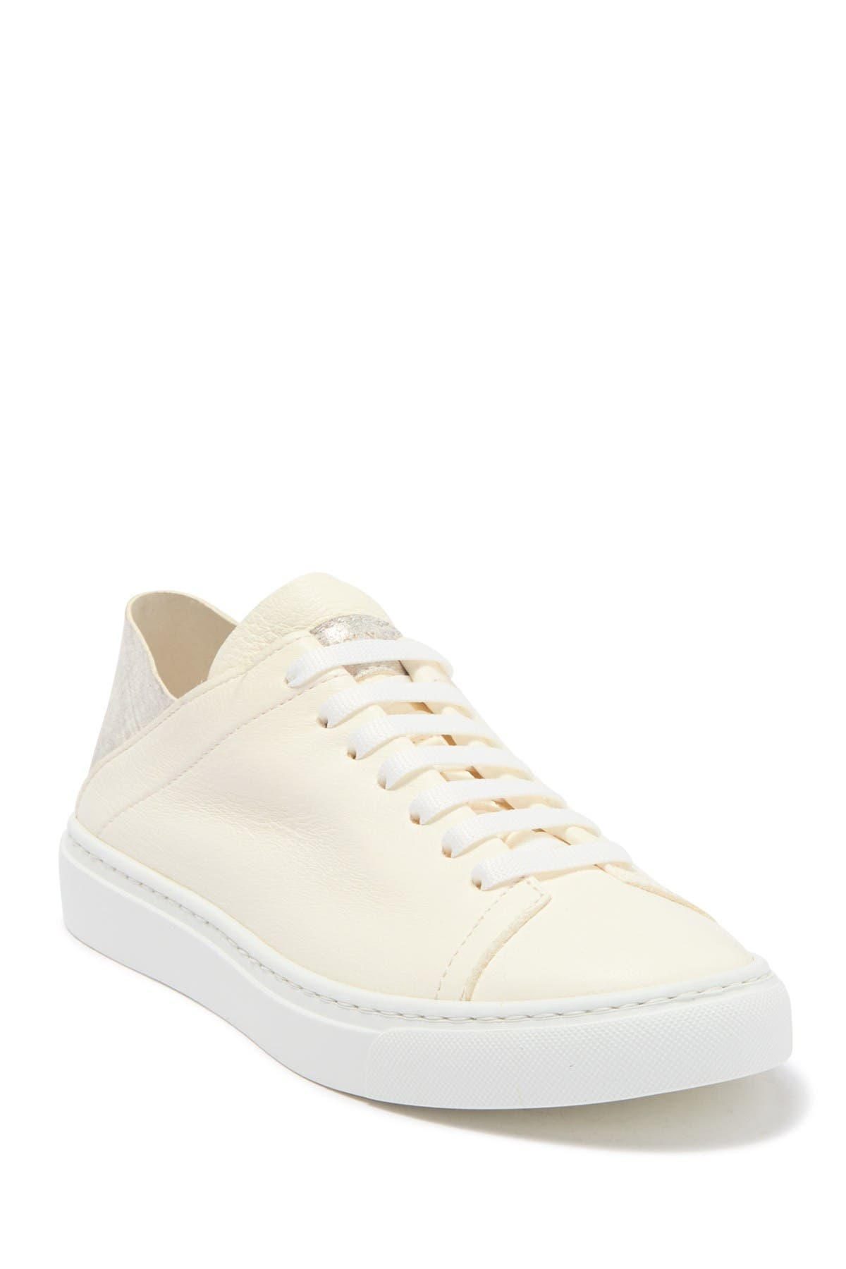 Image of To Boot New York Mia Leather Sneaker