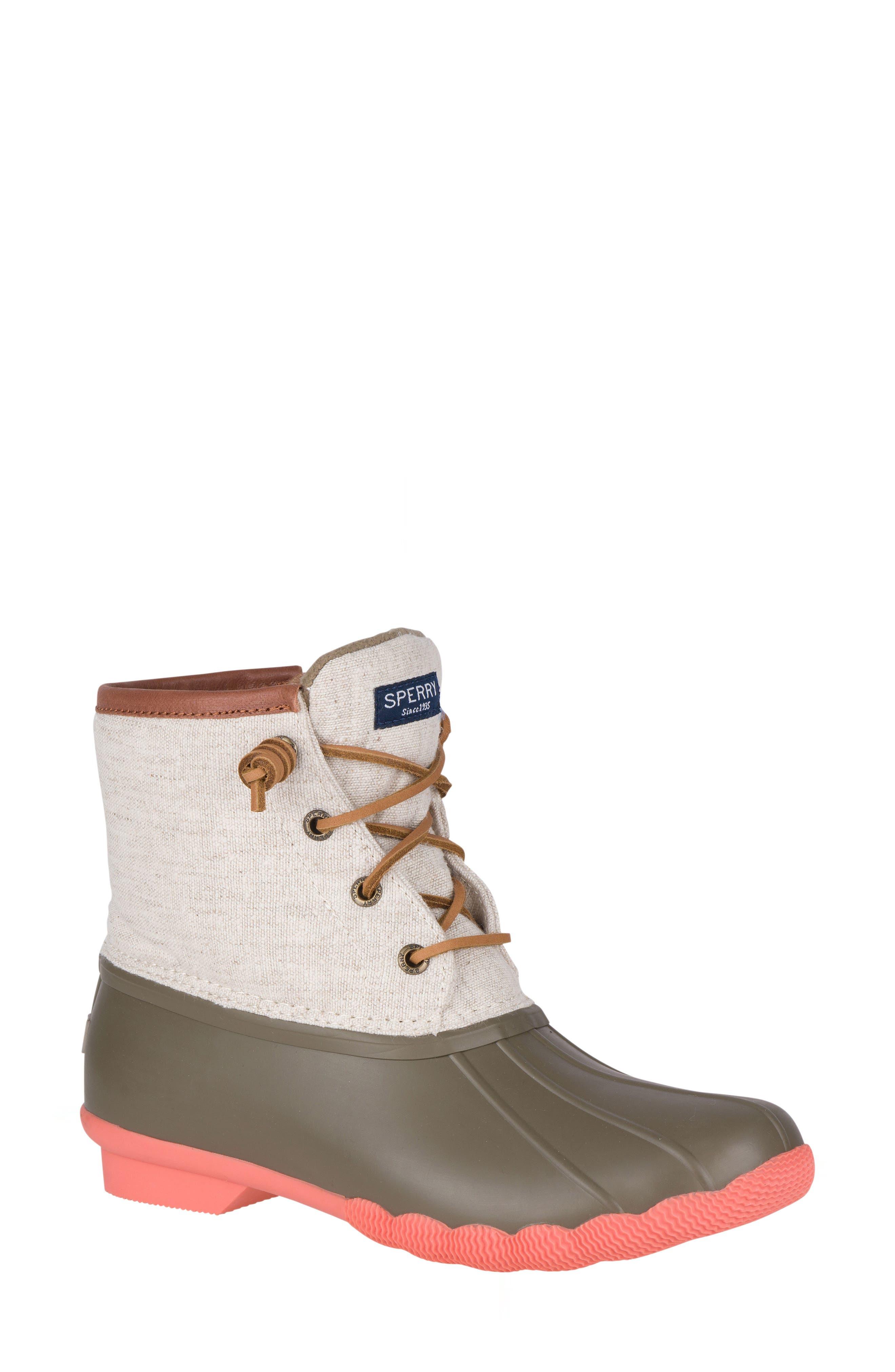 Sperry | Saltwater Waterproof Duck Boot