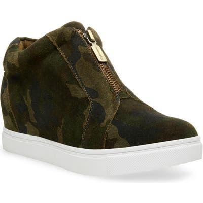Blondo Glenda Waterproof Sneaker Bootie- Green