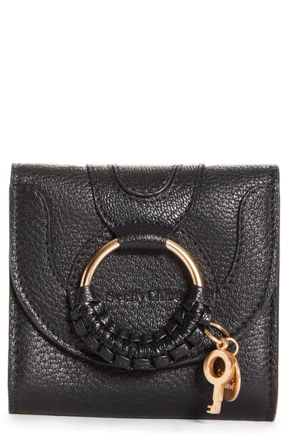 See By Chloé HANA LEATHER BILLFOLD WALLET