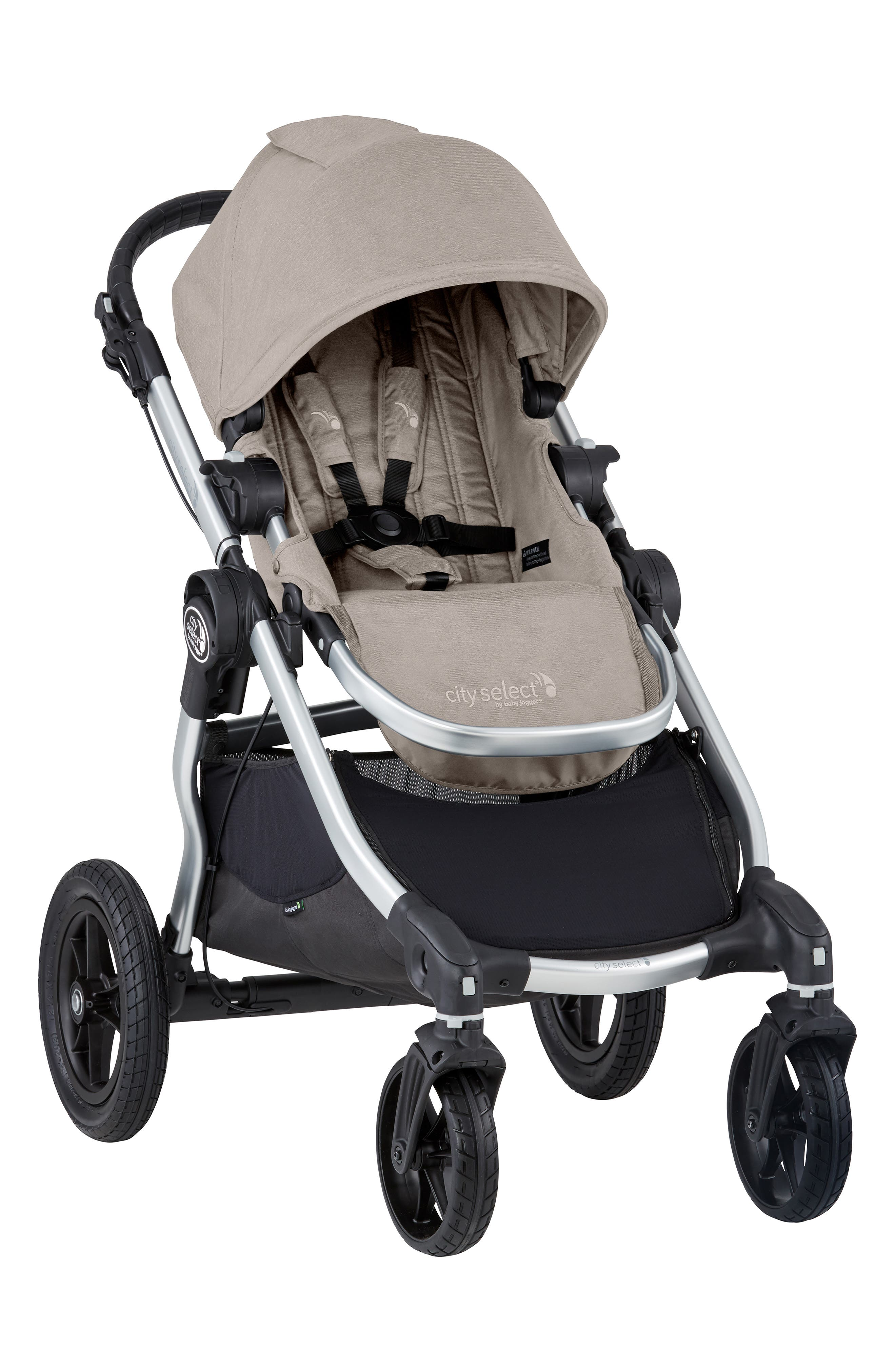Infant Baby Jogger City Select Fashion Edition Stroller Size One Size  Beige