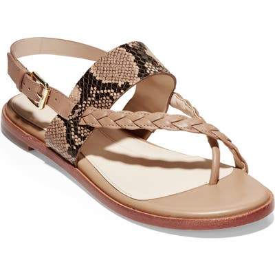 Cole Haan Anica Sandal, Brown