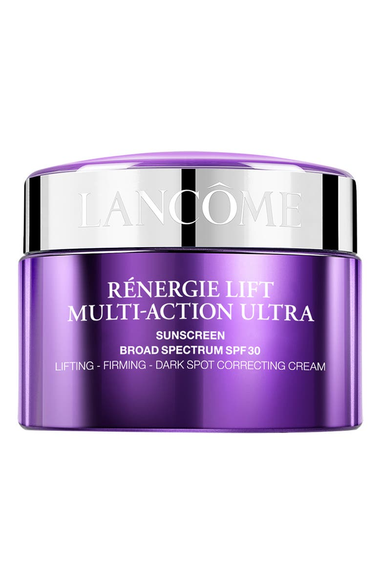 LANCÔME Rénergie Lift Multi Action Ultra Cream SPF 30 for All Skin Types, Main, color, NO COLOR