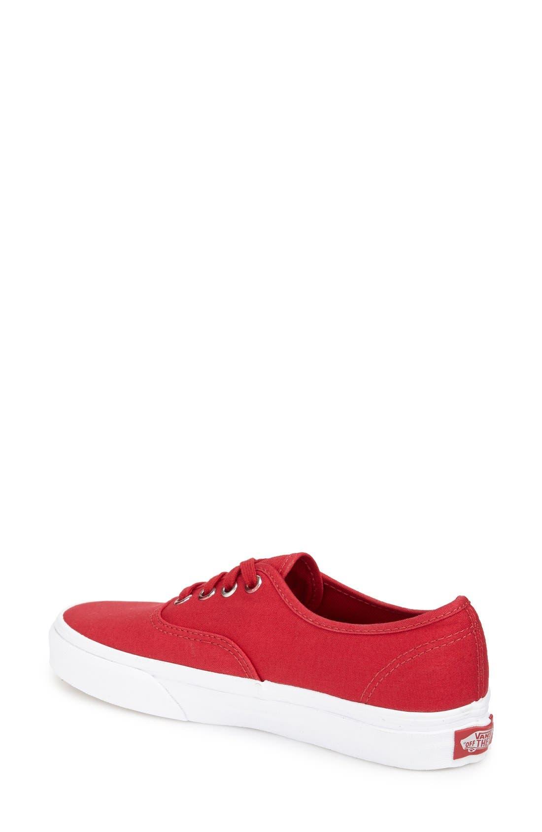 ,                             'Authentic' Sneaker,                             Alternate thumbnail 554, color,                             021