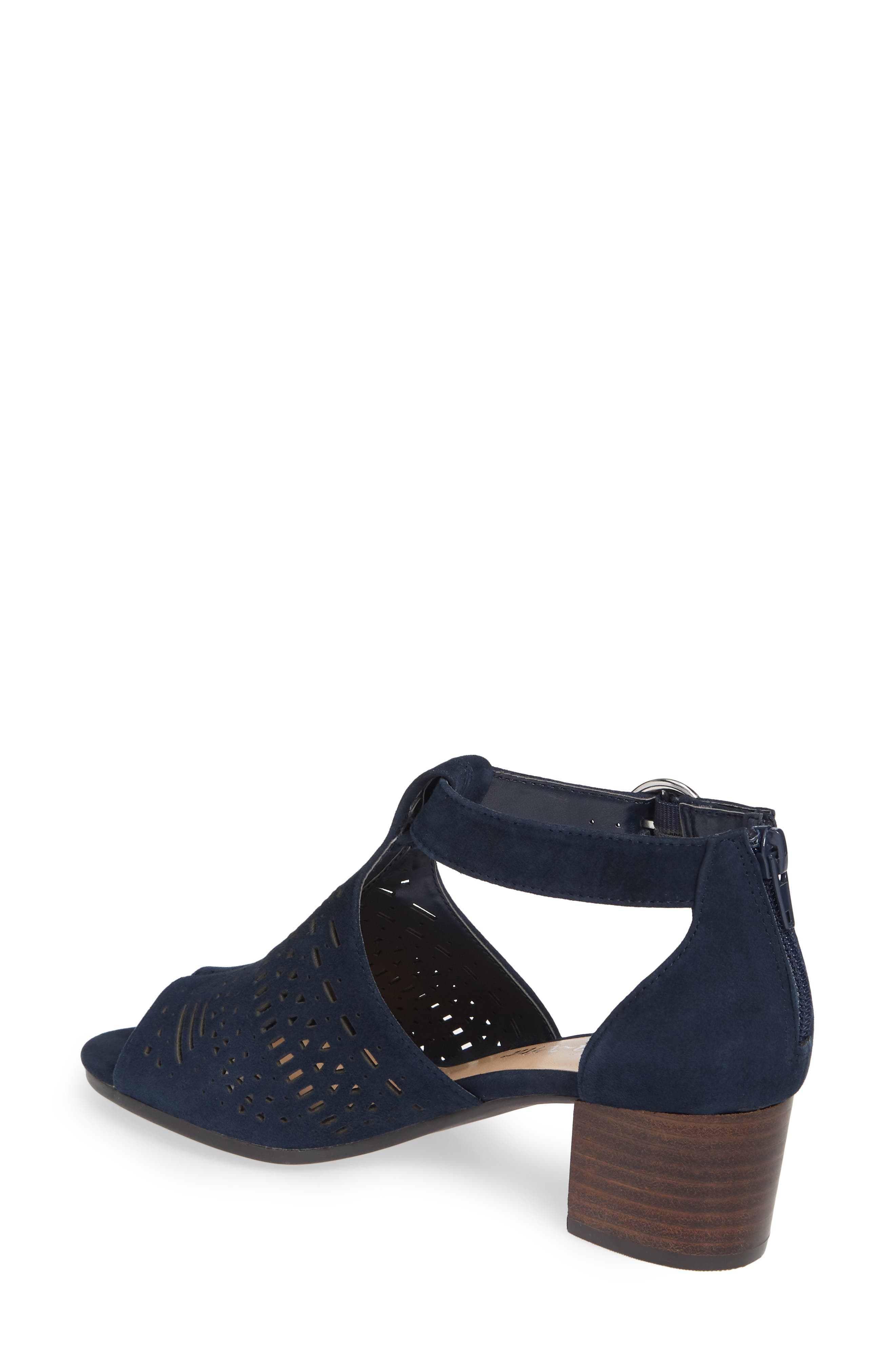 ,                             Finn Sandal,                             Alternate thumbnail 2, color,                             NAVY SUEDE