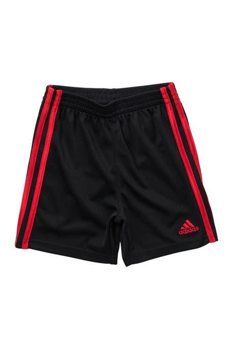 adidas - 3 Stripe Mesh Shorts