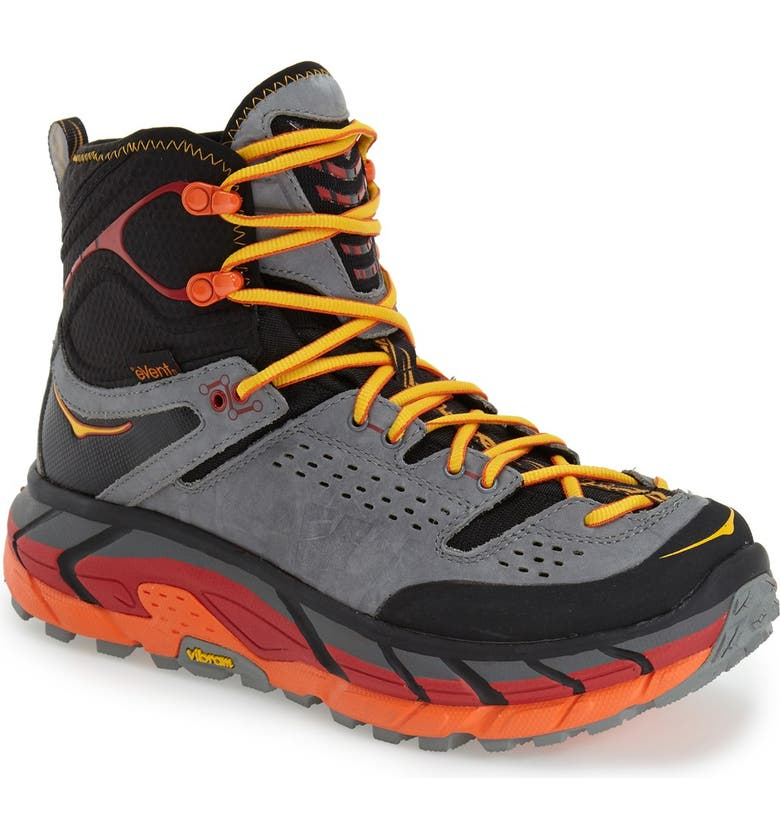 brand new 1ca1f d5793 HOKA ONE ONE® 'Tor Ultra Hi WP' Waterproof Hiking Boot (Mens ...