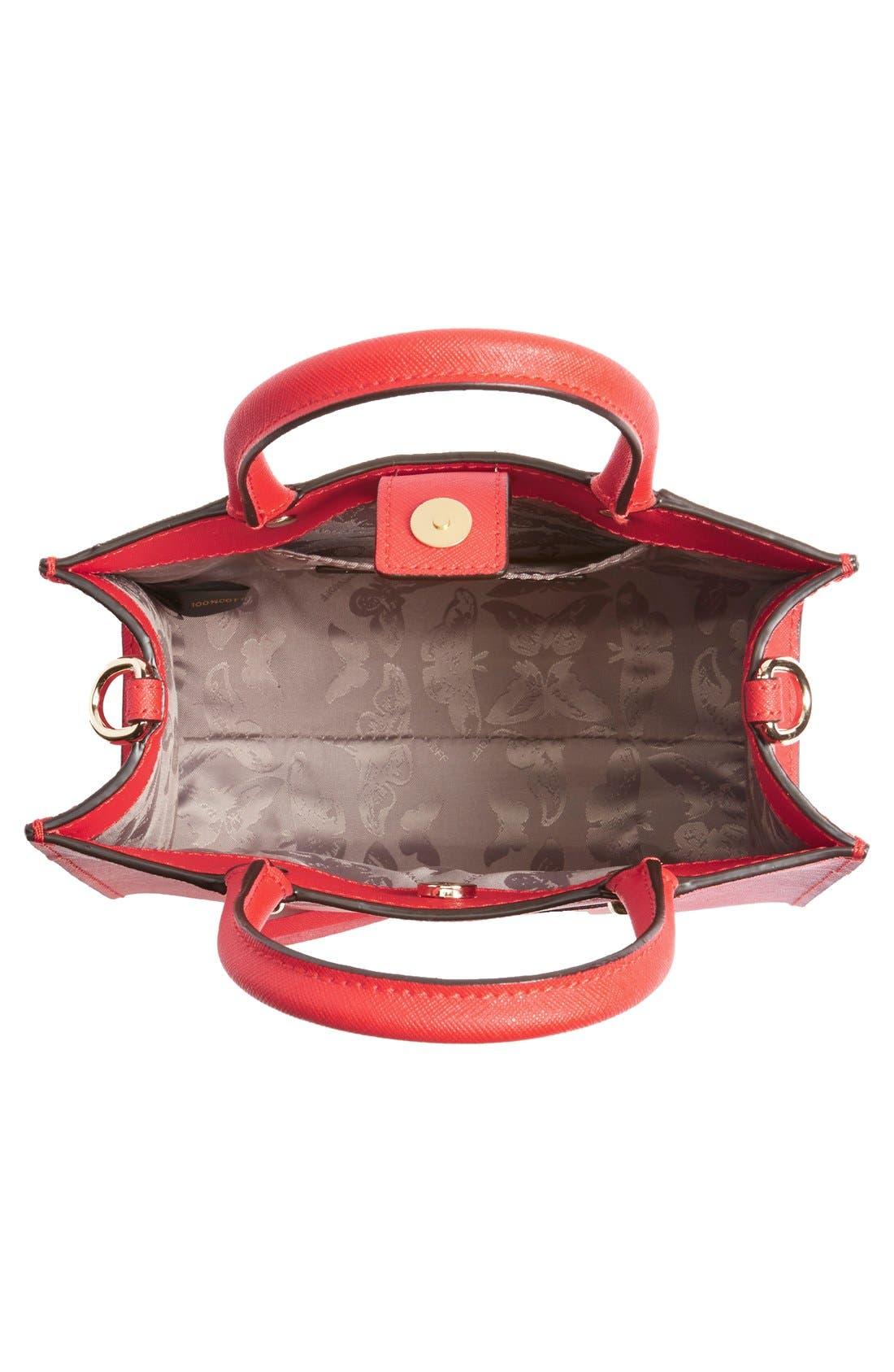 ,                             'Mini MAB Tote' Crossbody Bag,                             Alternate thumbnail 94, color,                             606