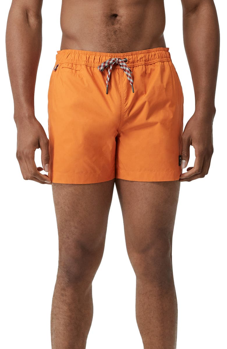 BURBERRY Greenford Swim Trunks, Main, color, 801