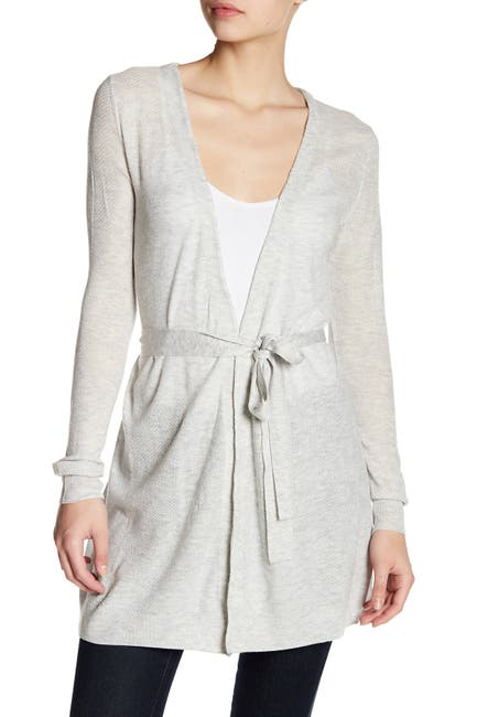 Image of Dolce Cabo Belted Wrap Cardigan