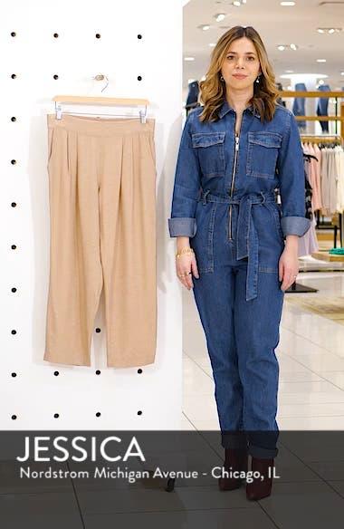 Pleat Front Ankle Pants, sales video thumbnail