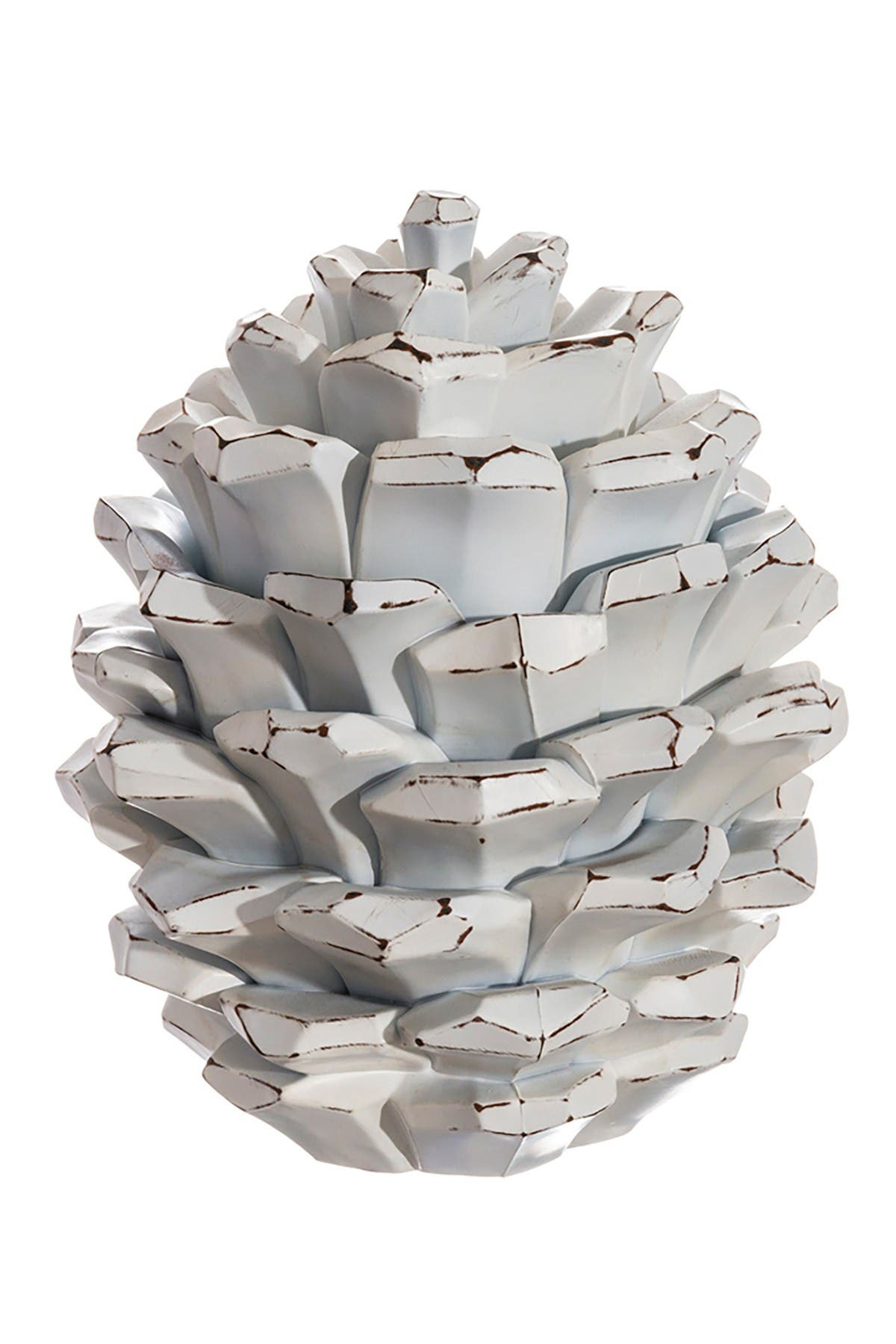 """Image of ALLSTATE 6.3"""" Pine Cone Gift Box"""