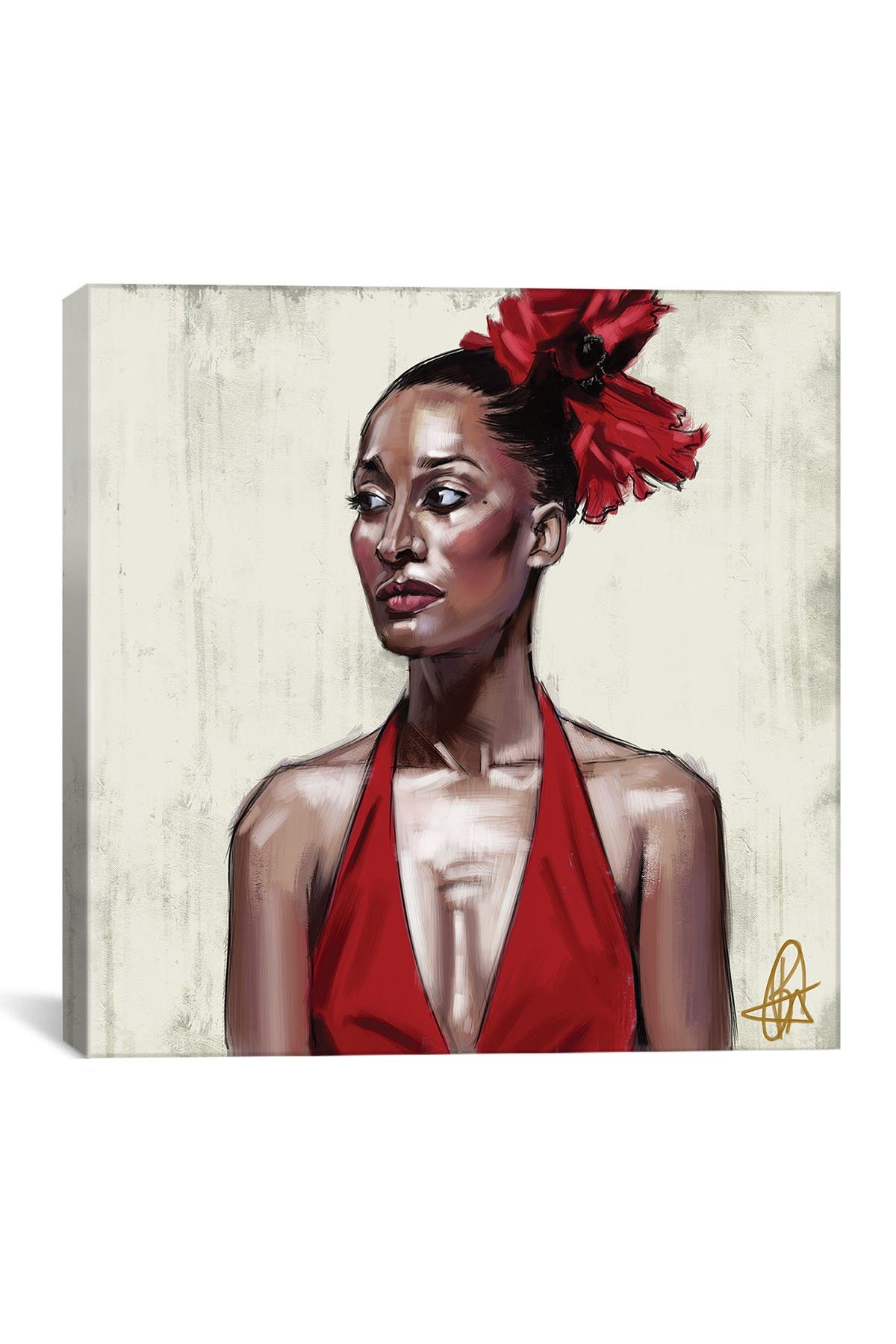 Image of iCanvas Tracee by Gordon Rowe