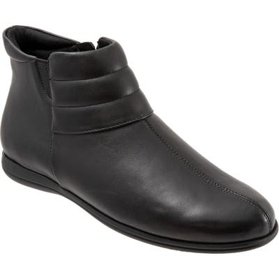 Trotters Dory Bootie- Black
