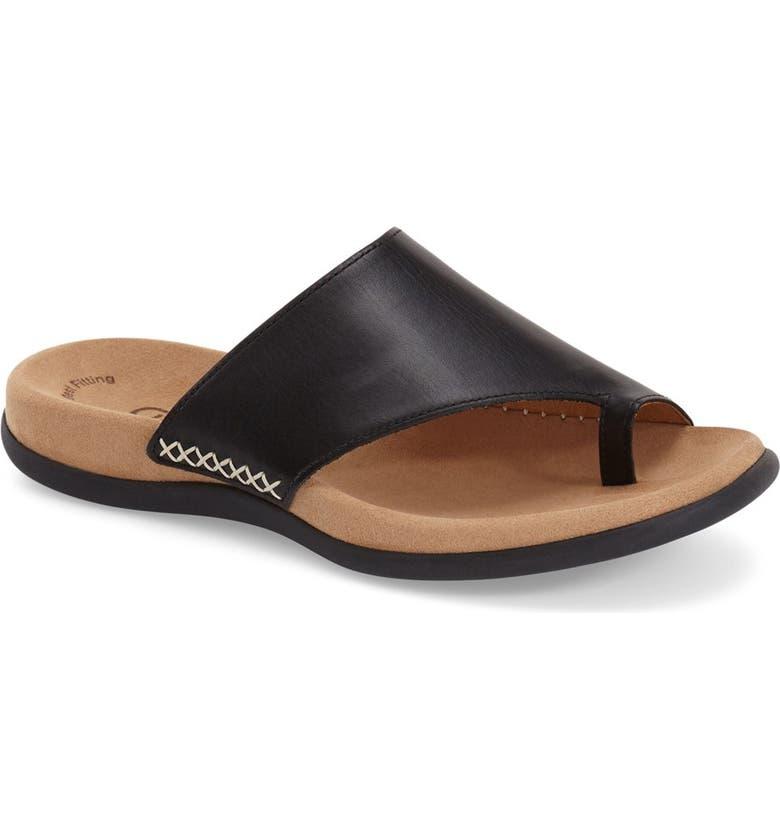 Gabor Toe Loop Sandal Women