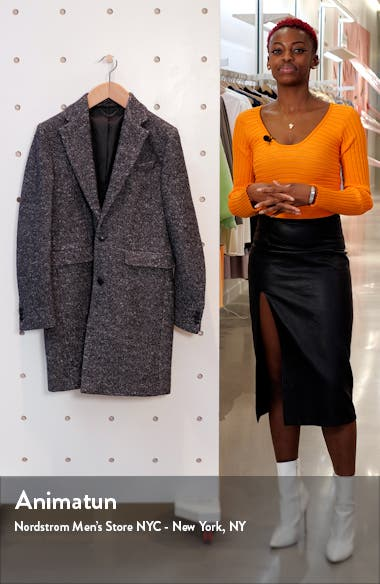 Wool Blend Overcoat, sales video thumbnail