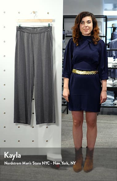 Ankle Straight Pants, sales video thumbnail