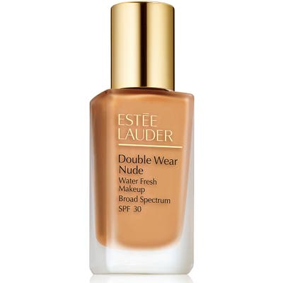 Estee Lauder Double Wear Nude Water Fresh Makeup Broad Spectrum Spf 30 - 1 Honey Bronze