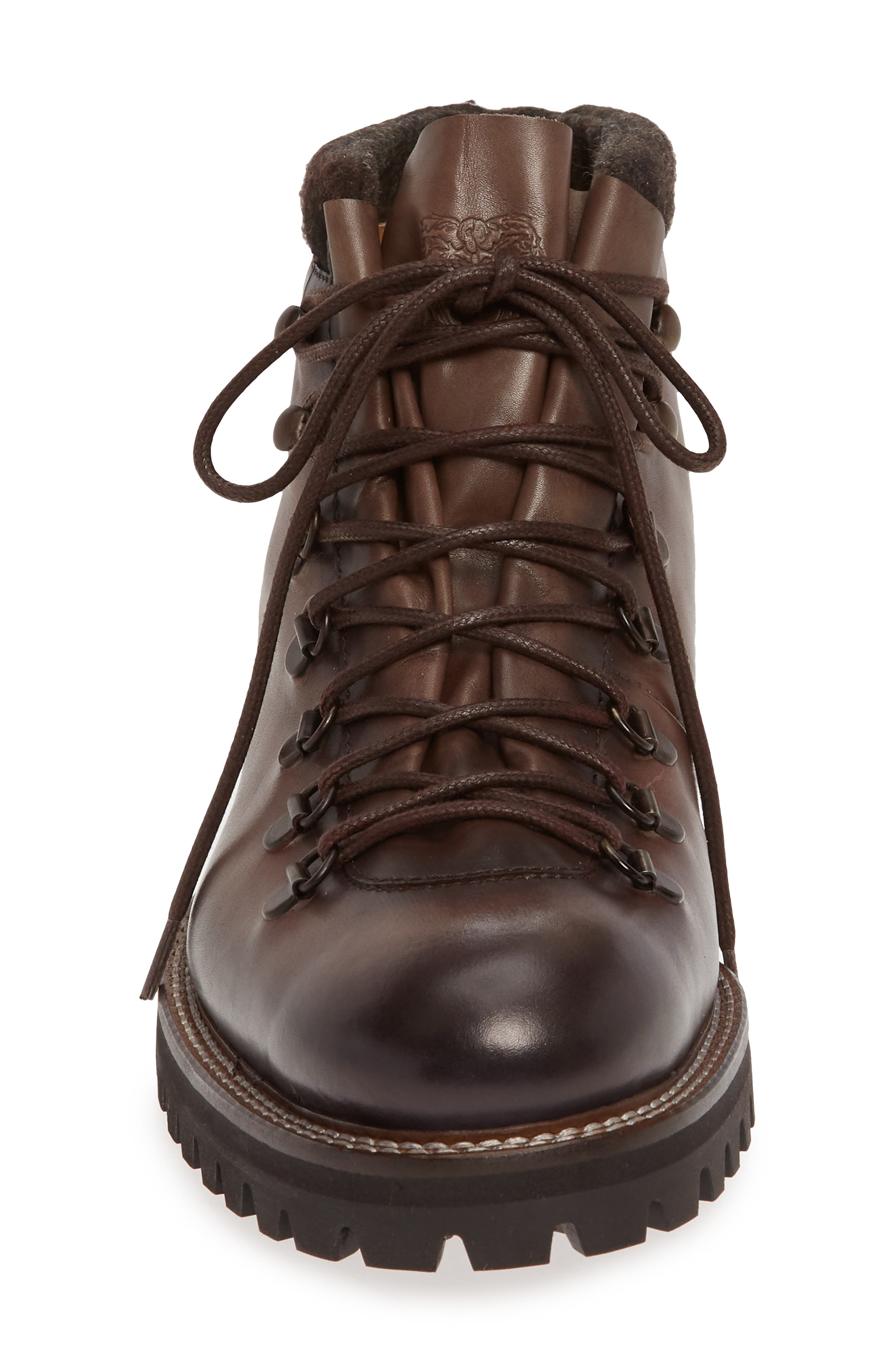 Bruno Magli Boots Alpino Mid Plain Toe Boot