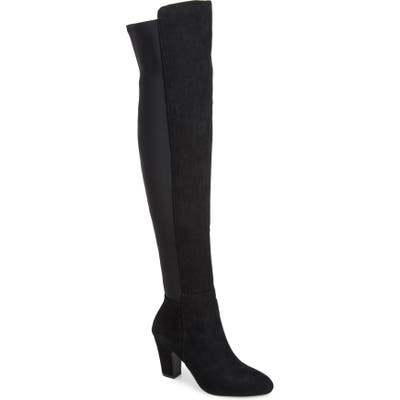 Chinese Laundry Canyons Over The Knee Boot- Black