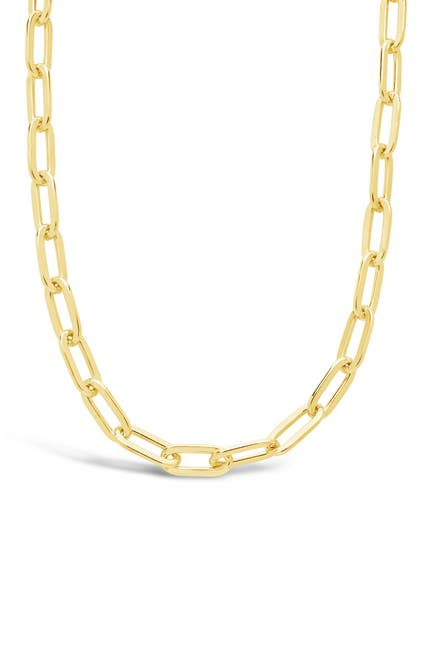Image of Sterling Forever 14K Gold Plated Linked Necklace