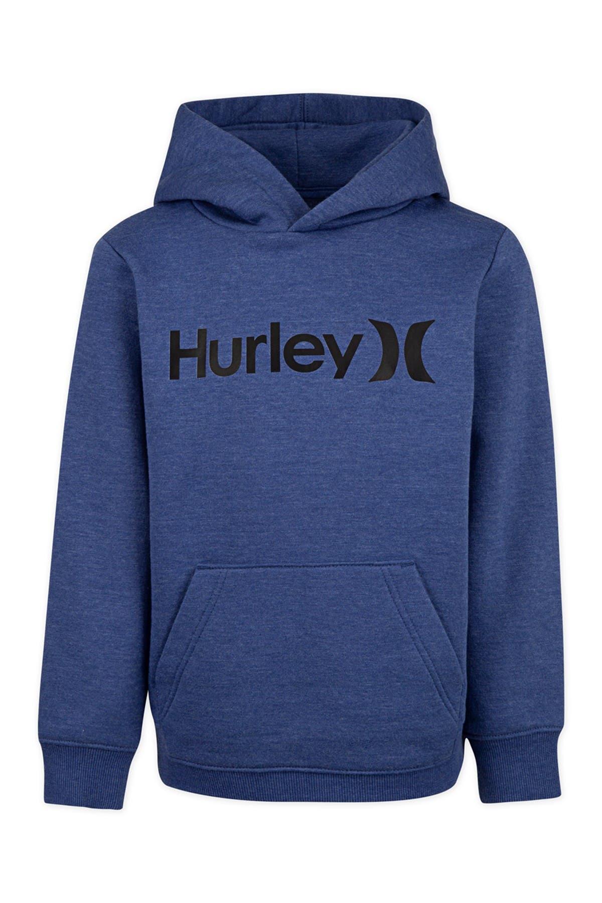 Image of Hurley Core Fleece Pullover Hoodie