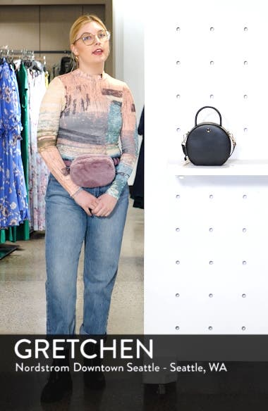 andi canteen leather crossbody bag, sales video thumbnail