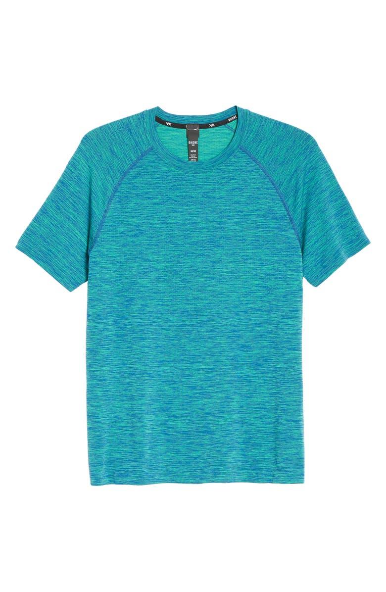 RHONE Reign Tech Short Sleeve T-Shirt, Main, color, 440