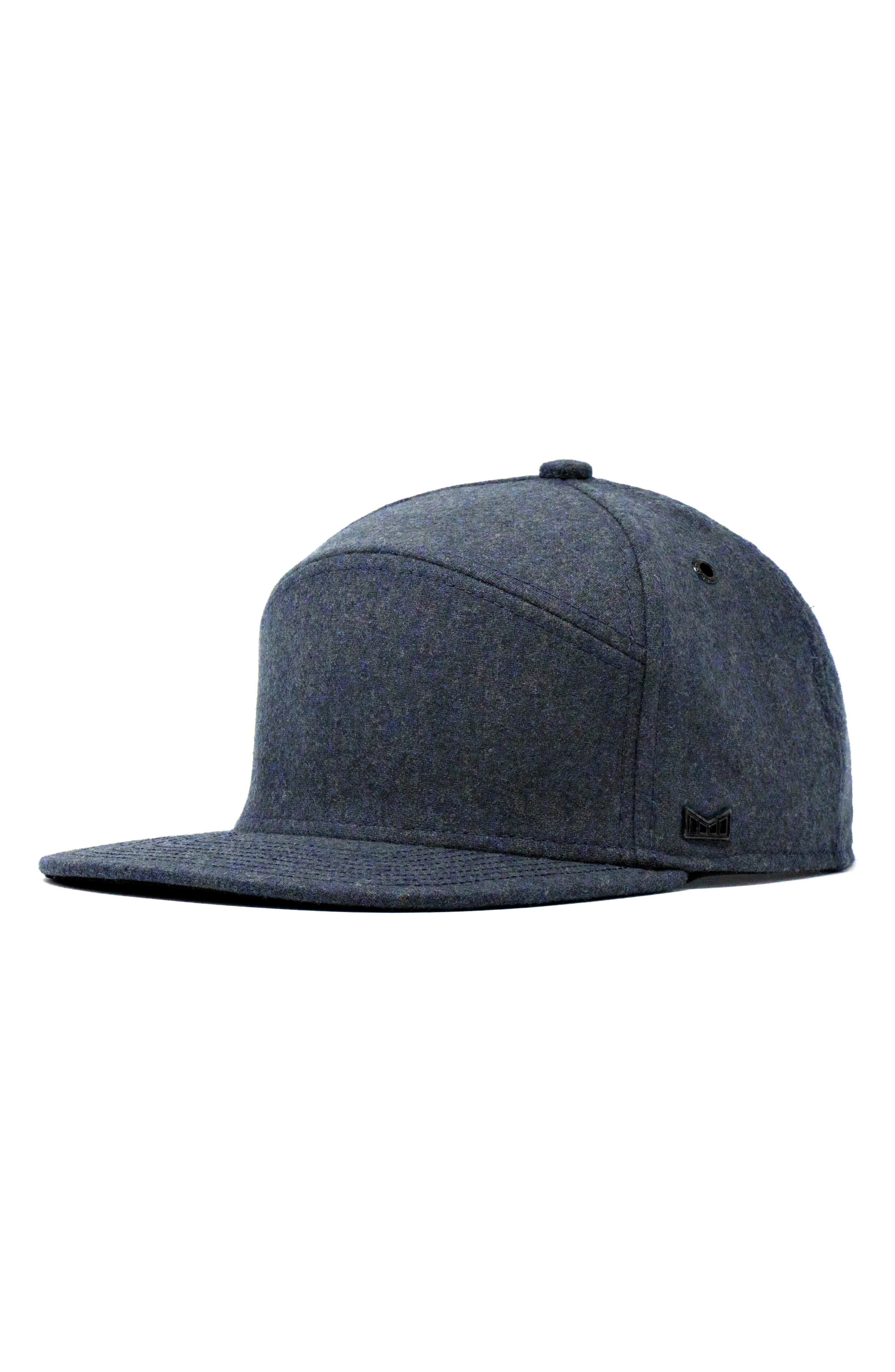 The Advocate Wool Baseball Cap