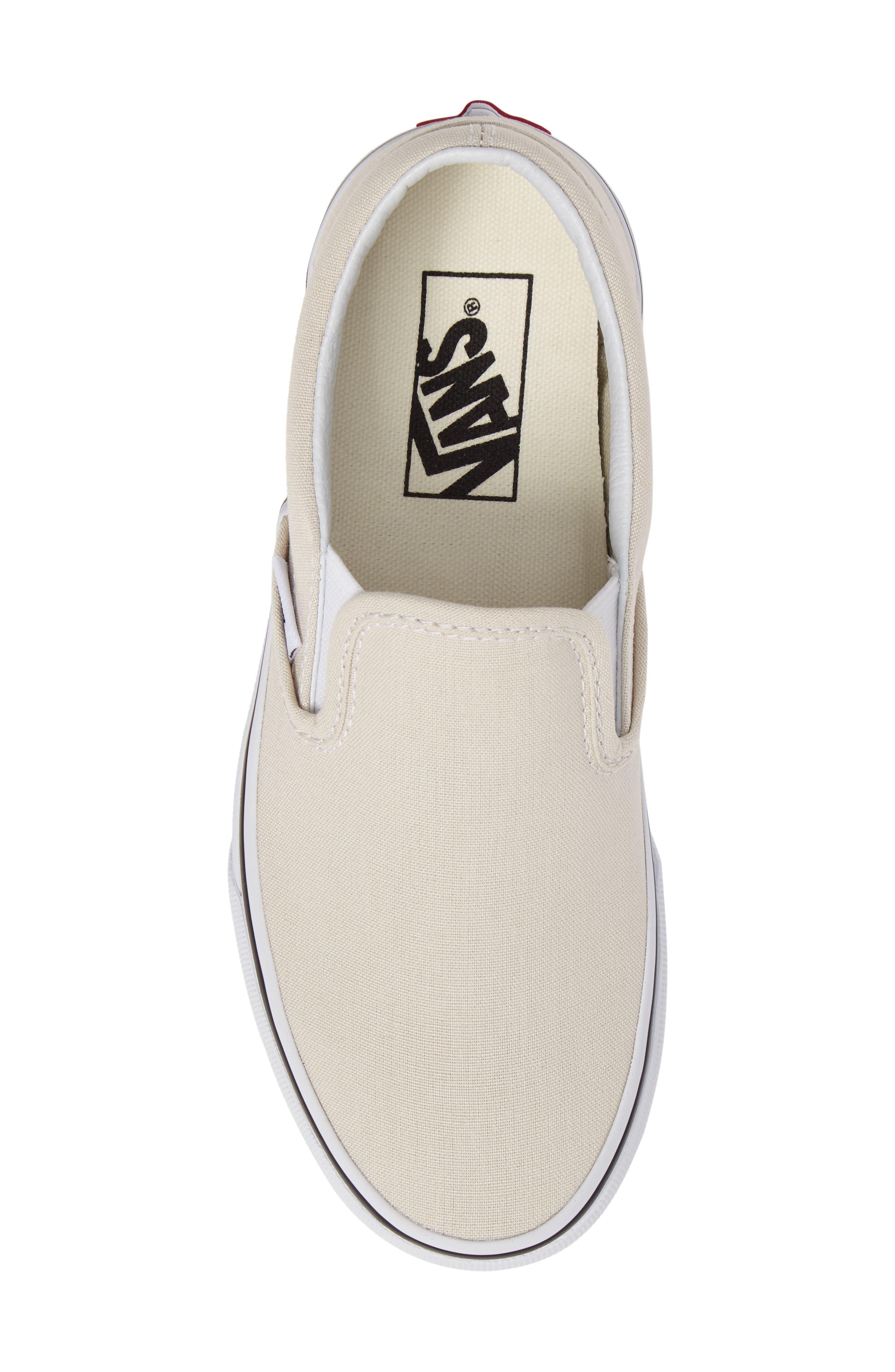,                             Classic Slip-On Sneaker,                             Alternate thumbnail 328, color,                             266